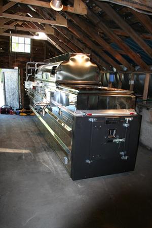 Force 5 Evaporator