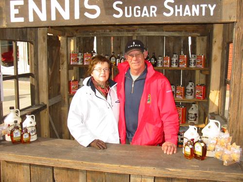 Karen & George Ennis
