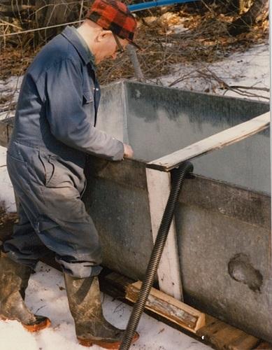 Hubert in 1986